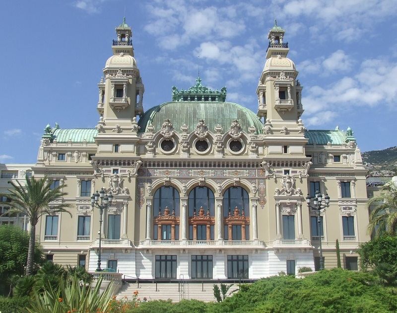 Monaco tourist attractions - Landmarks & Places of interest