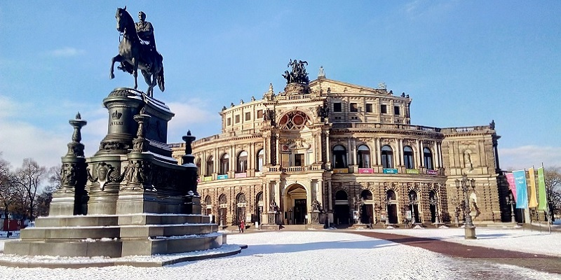 Dresden Germany Top Sightseeing Attractions