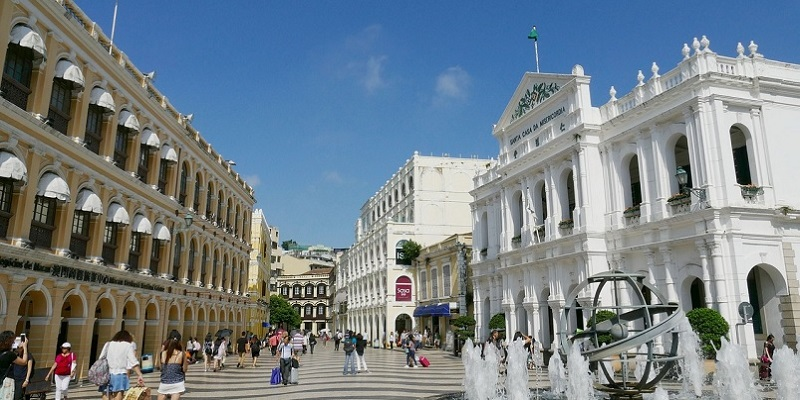 Macau tourist attractions guide • List of sightseeing places and spots in Macau China