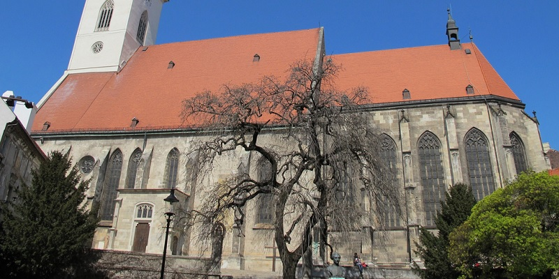 Bratislava Slovakia top sightseeing tourist attractions • Points of interest & Places to visit and things to see in Bratislava